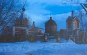 Церковь Боголюбской иконы Божией Матери в Павшине - Красногорск - Красногорский городской округ - Московская область