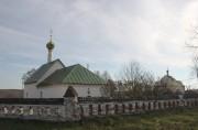 Борисоглебский монастырь. Церковь Стефана архидиакона - Кидекша - Суздальский район - Владимирская область