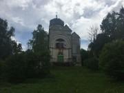 Церковь Покрова Пресвятой Богородицы - Руново - Новосокольнический район - Псковская область