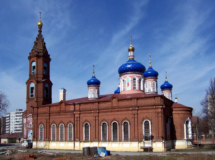 Собор Рождества Пресвятой Богородицы, Орехово-Зуево