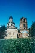 Первомайское. Духа Святого Сошествия в Старо-Никольском, церковь