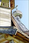 Часовня Сошествия Святого Духа - Глазово - Плесецкий район - Архангельская область