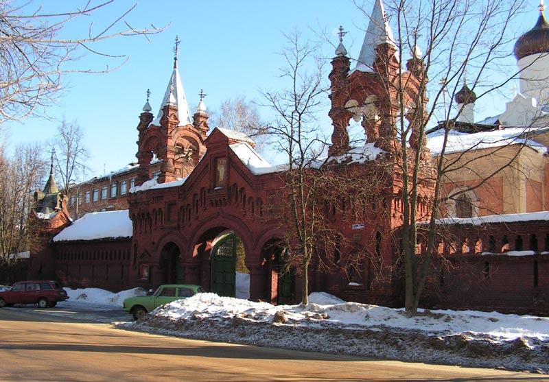 Троицкий Мариинский монастырь, Егорьевск