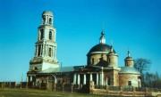 Ильинский Погост. Воскресения Христова, церковь