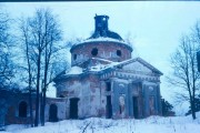 Никольское (Никольского с/о - бывш. Никольское-Гагарино). Николая Чудотворца, церковь
