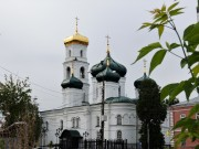 Церковь Вознесения Господня на Ильинке - Нижегородский район - Нижний Новгород, город - Нижегородская область