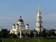Кафедральный собор Спаса Преображения - Рыбинск - Рыбинск, город - Ярославская область