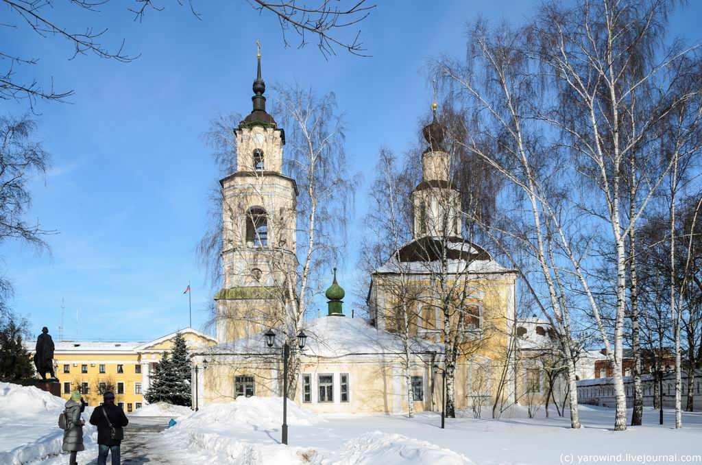 Церковь Николая Чудотворца (Николо-Кремлевская), Владимир