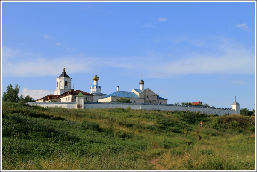 Васильевский мужской монастырь, Суздаль