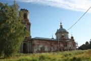 Церковь Спаса Преображения - Квашенки - Талдомский городской округ и г. Дубна - Московская область