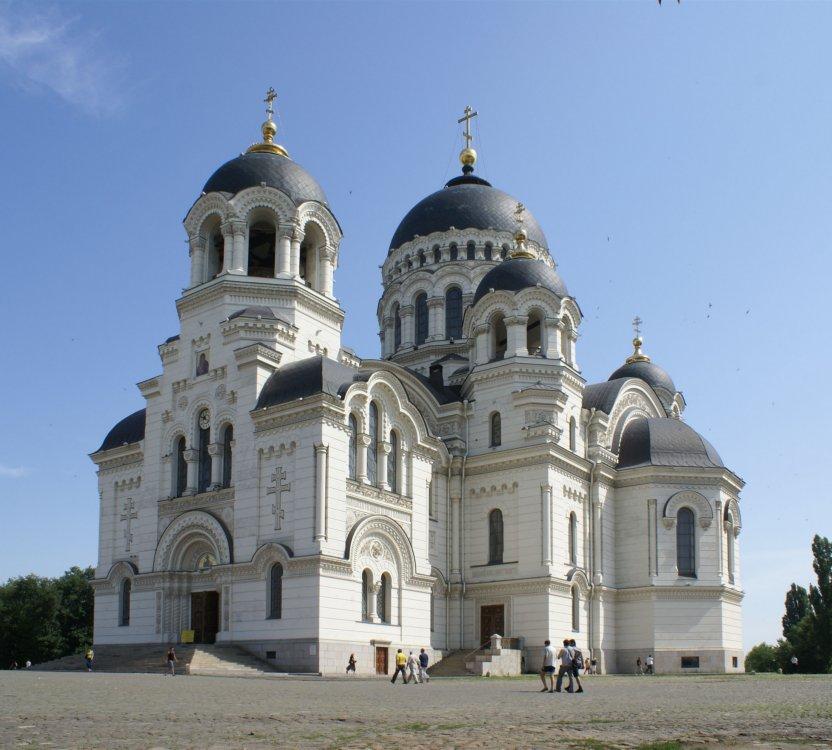 Патриарший кафедральный собор Вознесения Господня, Новочеркасск