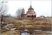 Церковь Николая Чудотворца - Петраково - Суздальский район - Владимирская область