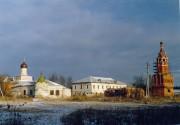 Троице-Одигитриевская Зосимова пустынь - Зосимова пустынь - Троицкий административный округ (ТАО) - г. Москва