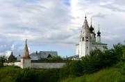 Александровский мужской монастырь - Суздаль - Суздальский район - Владимирская область