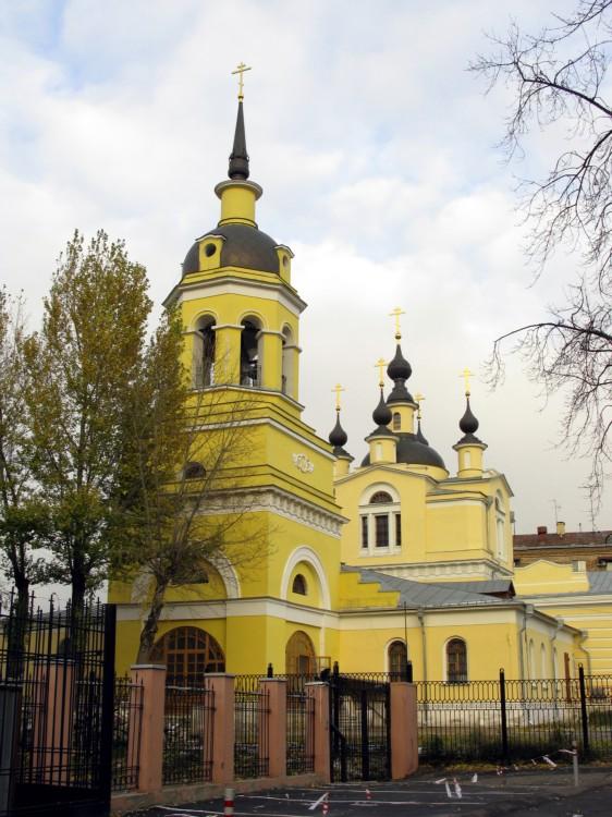 Церковь Покрова Пресвятой Богородицы в Красном селе, Москва
