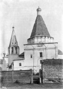 Балахна. Покровский монастырь. Церковь Николая Чудотворца
