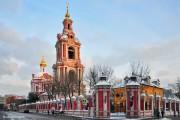 Басманный. Никиты мученика (Владимирской иконы Божией Матери) в Старой Басманной слободе, церковь