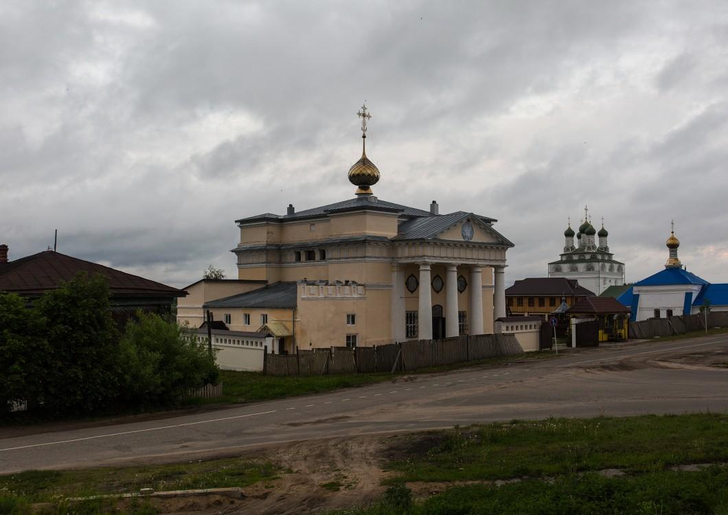 Владимирская область, Вязниковский район, Мстёра. Церковь Иоанна Милостливого, фотография.