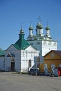 Богоявленский монастырь. Часовня Александра Невского - Мстёра - Вязниковский район - Владимирская область