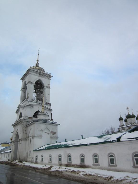 Богоявленский монастырь. Колокольня, Мстёра