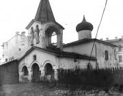 Церковь Преполовения Пятидесятницы на Спасском подворье - Псков - Псков, город - Псковская область