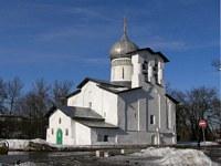 Церковь Петра и Павла с Буя-Псков-Псков, город-Псковская область-Василий Шелёмин