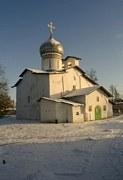 Церковь Петра и Павла с Буя-Псков-Псков, город-Псковская область-Valensienne