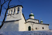 Церковь Богоявления Господня с Запсковья - Псков - Псков, город - Псковская область