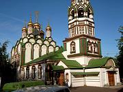 Церковь Николая Чудотворца в Хамовниках - Москва - Центральный административный округ (ЦАО) - г. Москва