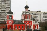 Церковь Троицы Живоначальной в Конькове - Коньково - Юго-Западный административный округ (ЮЗАО) - г. Москва