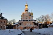 Церковь Бориса и Глеба в Зюзине - Зюзино - Юго-Западный административный округ (ЮЗАО) - г. Москва