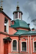 Церковь Троицы Живоначальной в Воронцове - Обручевский - Юго-Западный административный округ (ЮЗАО) - г. Москва