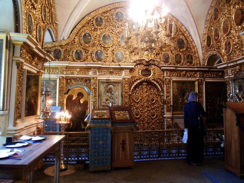 Успенский Псково-Печерский монастырь. Собор Успения Пресвятой Богородицы, Печоры