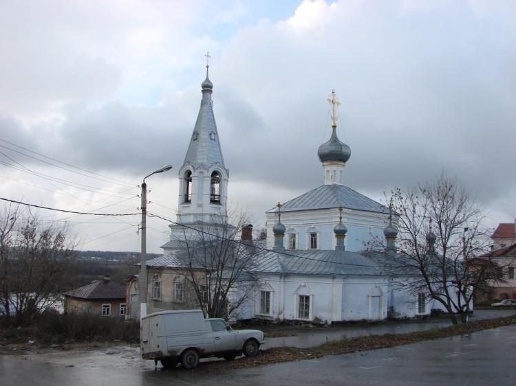 Церковь Благовещения Пресвятой Богородицы, Касимов