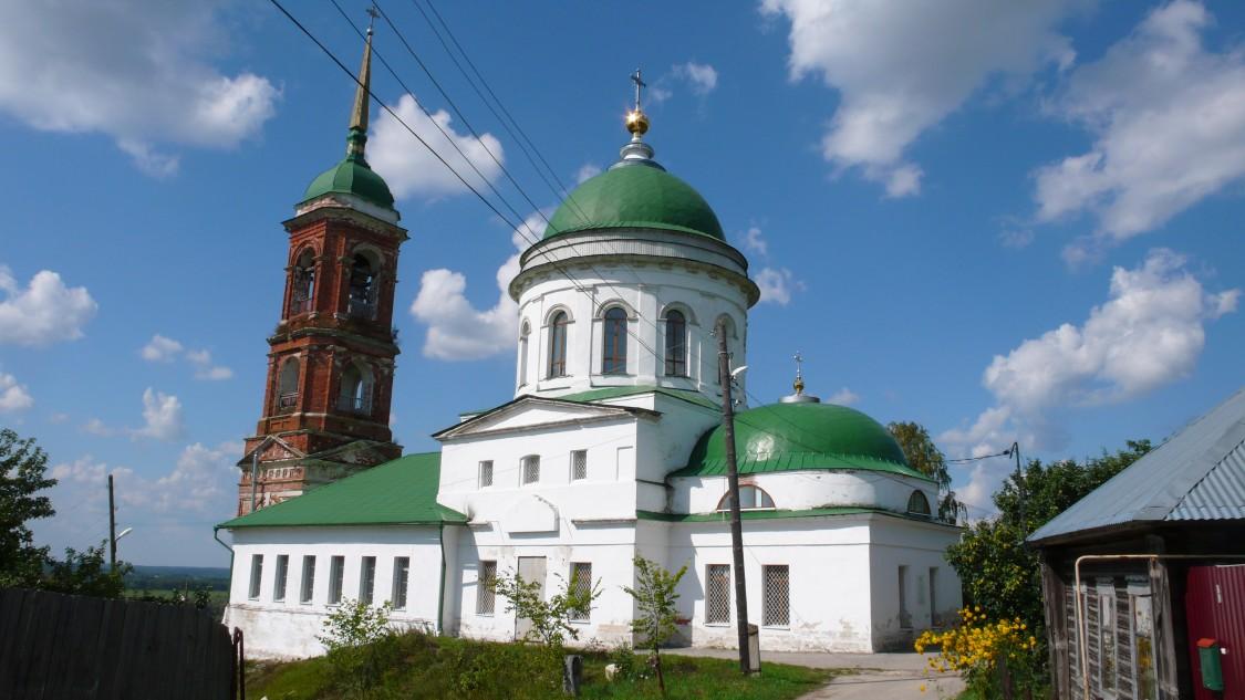 Церковь Илии Пророка, Касимов