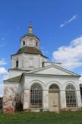 Церковь Спаса Преображения - Николо-Погост - Городецкий район - Нижегородская область