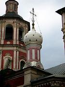 Церковь Введения во храм Пресвятой Богородицы в Барашах - Басманный - Центральный административный округ (ЦАО) - г. Москва