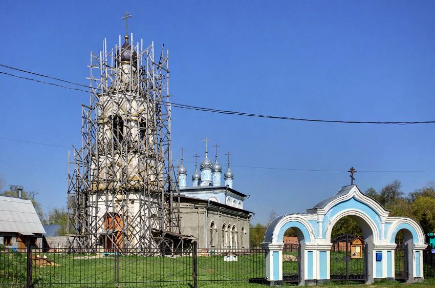 Московская область, Домодедовский городской округ, Лобаново. Церковь иконы Божией Матери