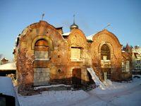 Церковь Воскресения Христова в Ямской слободе - Нижний Новгород - Нижний Новгород, город - Нижегородская область