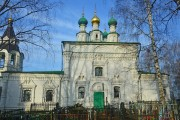 Рождествено-Суворово. Рождества Пресвятой Богородицы, церковь