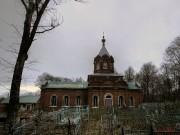 Церковь Казанской иконы Божией Матери (на кладбище) - Тюнино - Задонский район - Липецкая область