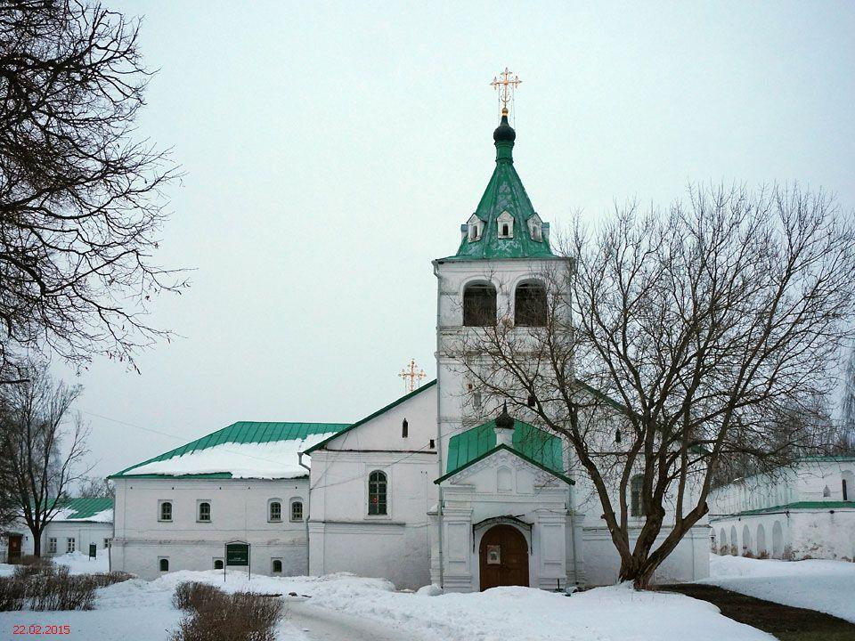 Успенский монастырь. Собор Успения Пресвятой Богородицы, Александров