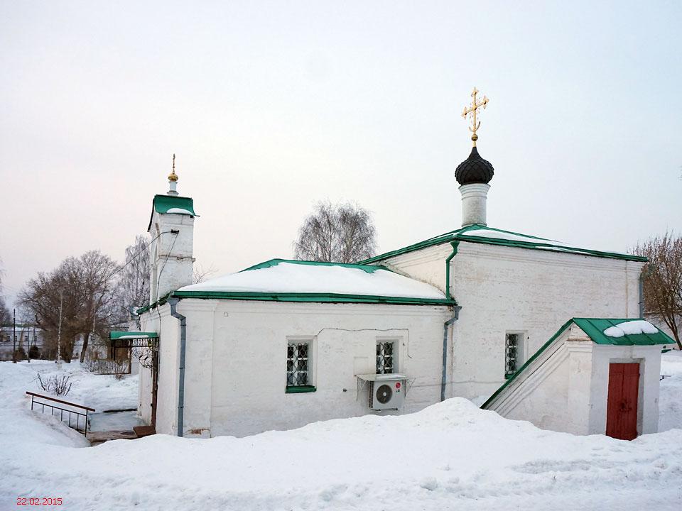 Успенский монастырь. Церковь Сретения Господня, Александров