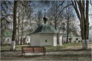 Александров. Успенский монастырь. Часовня водосвятная