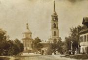Колокольня церкви Николая Чудотворца - Венёв - Венёвский район - Тульская область