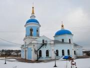 Церковь Казанской иконы Божией Матери - Першино - Алексин, город - Тульская область