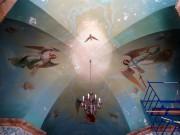 Задонский Рождество-Богородицкий мужской монастырь. Колокольня с церковью Николая Чудотворца - Задонск - Задонский район - Липецкая область