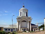Задонский Рождество-Богородицкий мужской монастырь. Неизвестная надвратная часовня - Задонск - Задонский район - Липецкая область