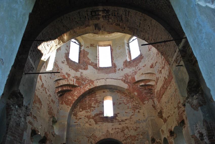 Церковь Корсунской иконы Божией Матери, Семьянь