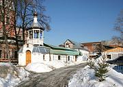 Церковь Иова Почаевского - Якиманка - Центральный административный округ (ЦАО) - г. Москва